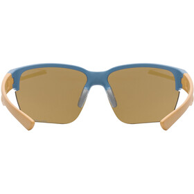 UVEX Sportstyle 805 Colorvision Glasses, beige/azul